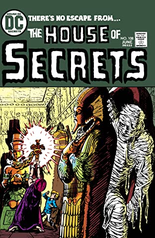 House of Secrets (1956-1978) No.108