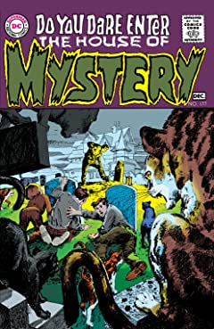 House of Mystery (1951-1983) #177