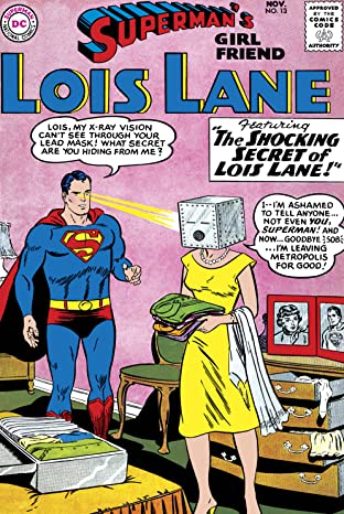 Superman's Girl Friend Lois Lane (1958-1974) No.13