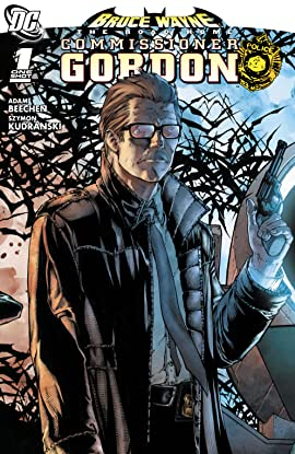 Bruce Wayne: The Road Home: Commissioner Gordon (2010) #1
