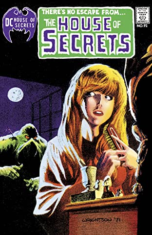House of Secrets (1956-1978) #92: Facsimile Edition (2019)