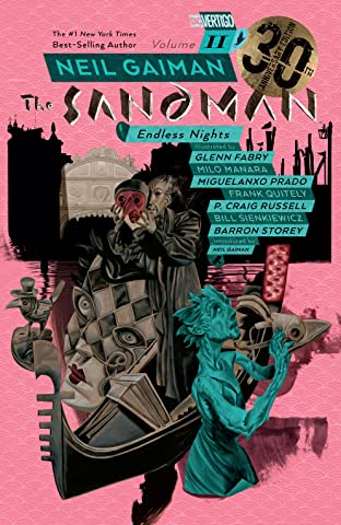 Sandman  Tome 11: Endless Nights - 30th Anniversary Edition