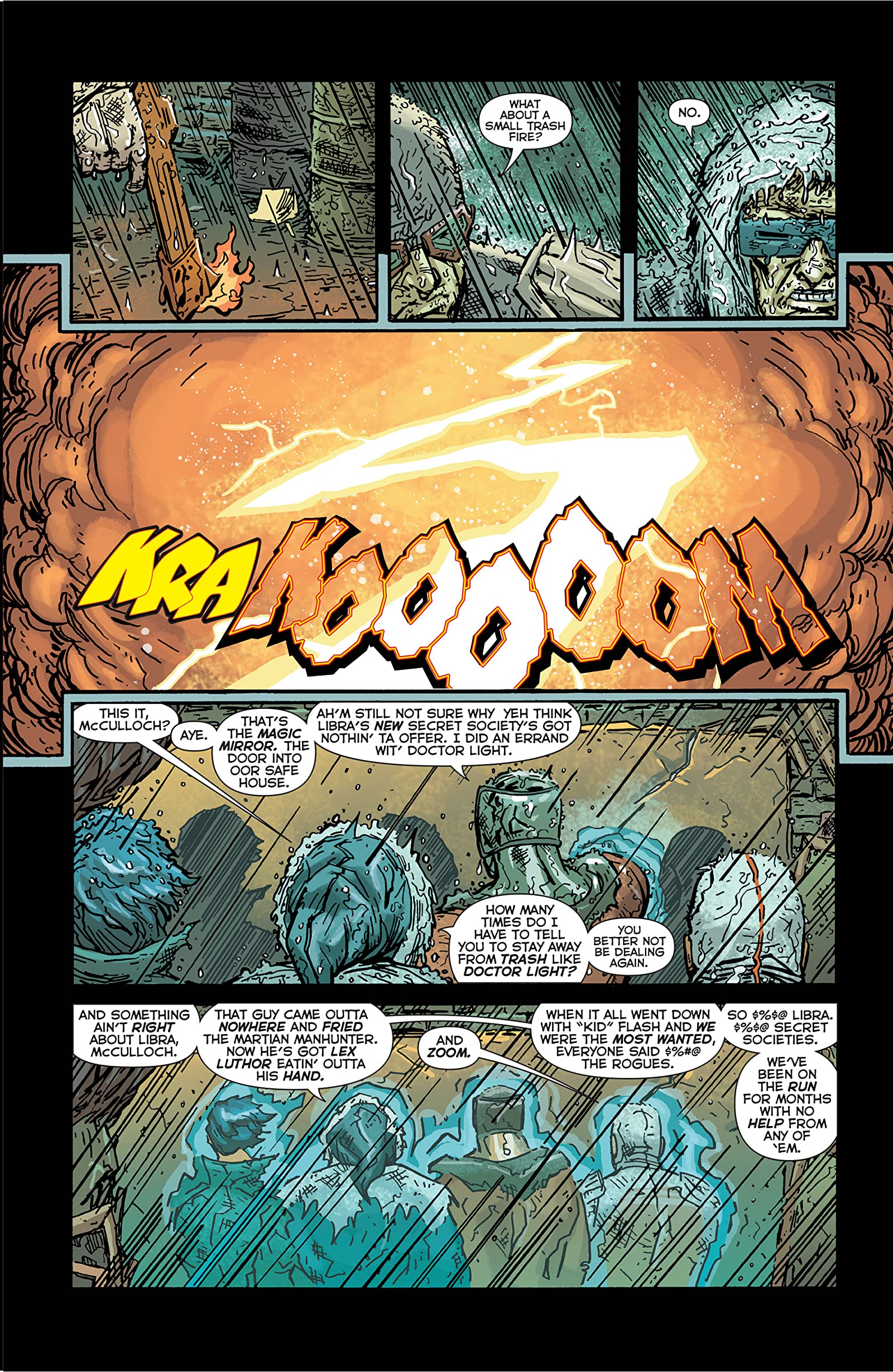 The Flash by Geoff Johns Book Six - Comics by comiXology: Web UK