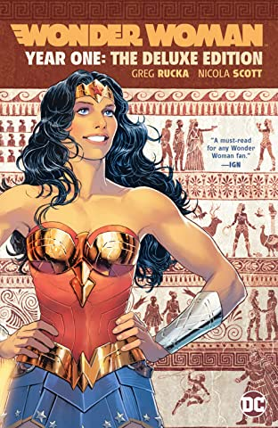 Wonder Woman: Year One Deluxe Edition