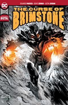 The Curse of Brimstone (2018-2019) Tome 2: Ashes