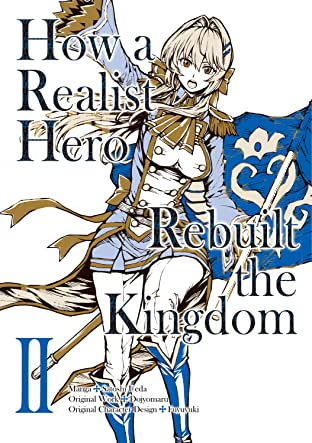 How a Realist Hero Rebuilt the Kingdom Tome 2