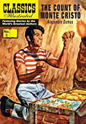 Classics Illustrated #3: The Count of Monte Cristo