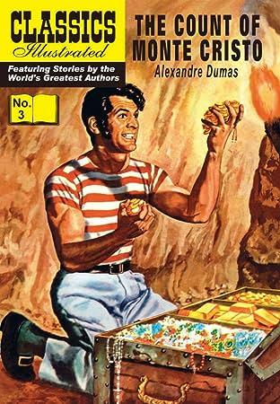 Classics Illustrated No.3: The Count of Monte Cristo
