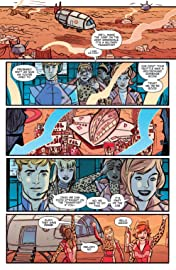 Josie and the Pussycats in Space (comiXology Originals) #1 (of 5)