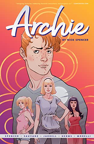Archie by Nick Spencer Tome 1