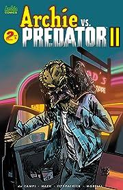 Archie vs Predator 2 No.2