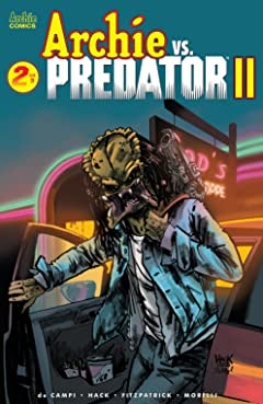 Archie vs. Predator 2 No.2