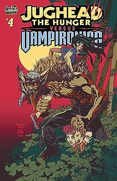 Jughead the Hunger vs Vampironica #4
