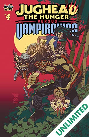 Jughead the Hunger vs Vampironica #4