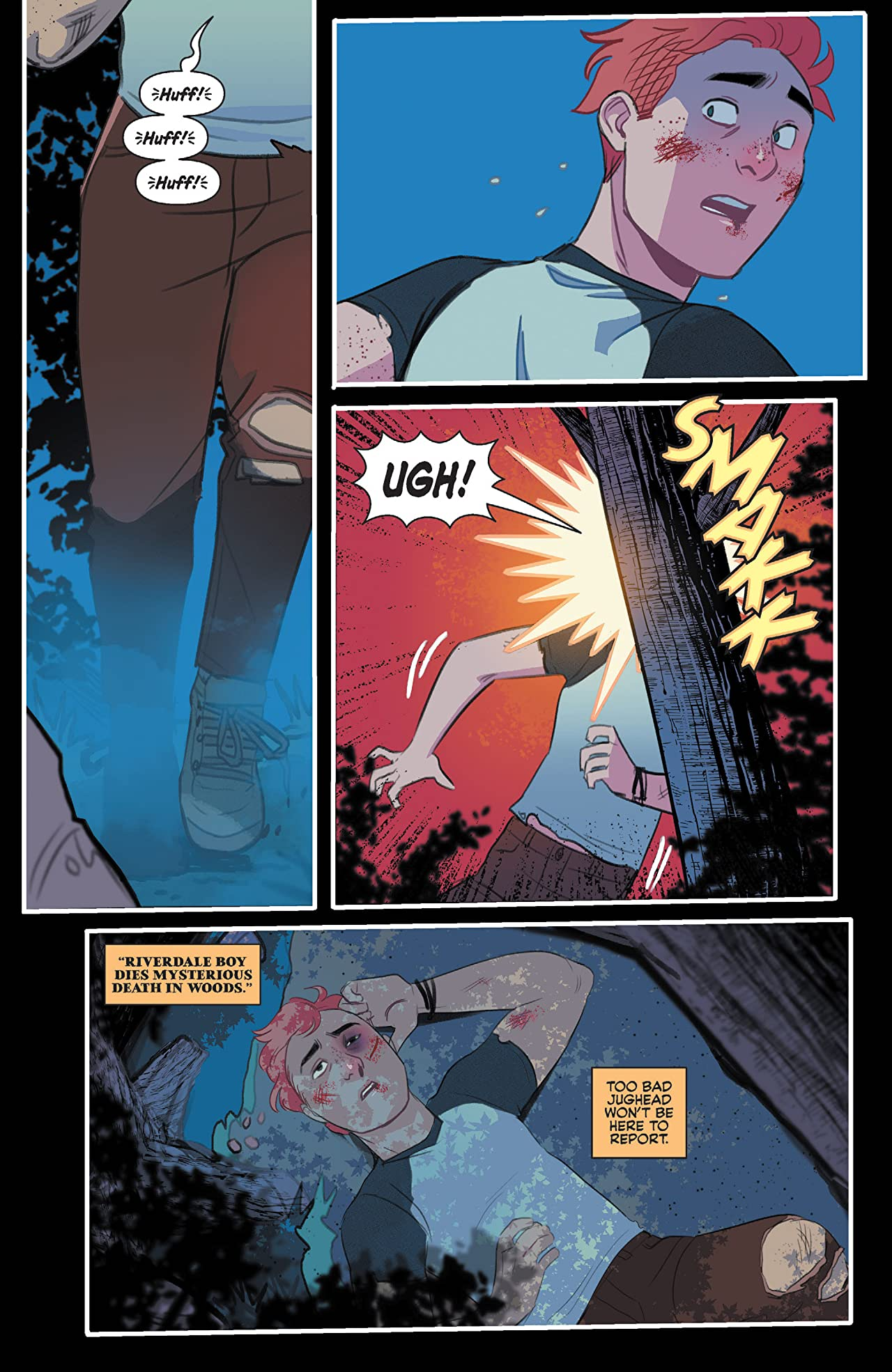 Archie (2015-) #707