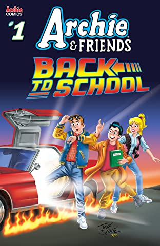Archie & Friends: Back to School No.1