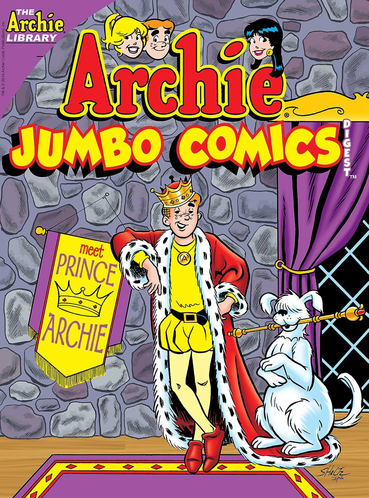 Archie Double Digest #302