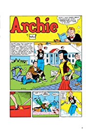 The Best of Archie Comics Deluxe Edition Vol. 4