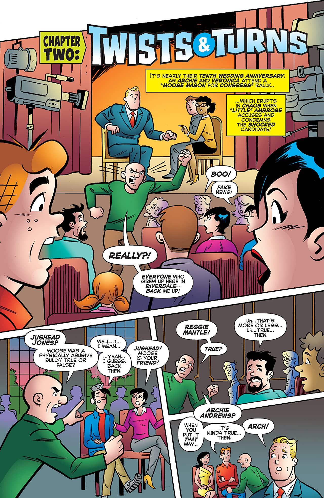 Archie:The Married Life 10th Anniversary #2