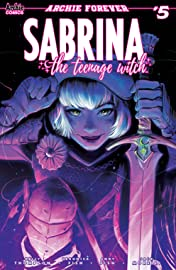 Sabrina Teenage Witch (2019-) No.5