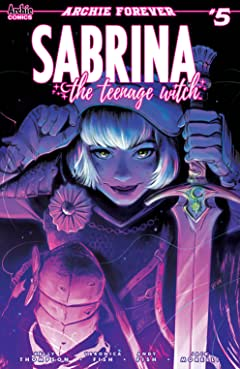 Sabrina Teenage Witch (2019-) #5
