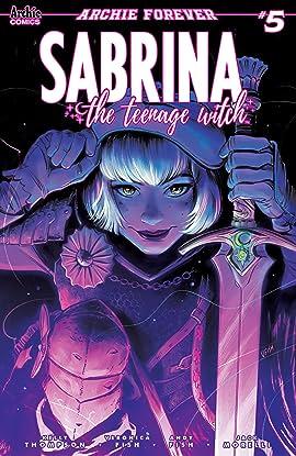 Sabrina the Teenage Witch (2019-) #5