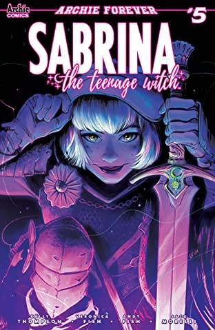 Sabrina the Teenage Witch (2019-) No.5