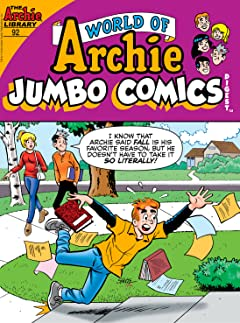 World of Archie Double Digest No.92