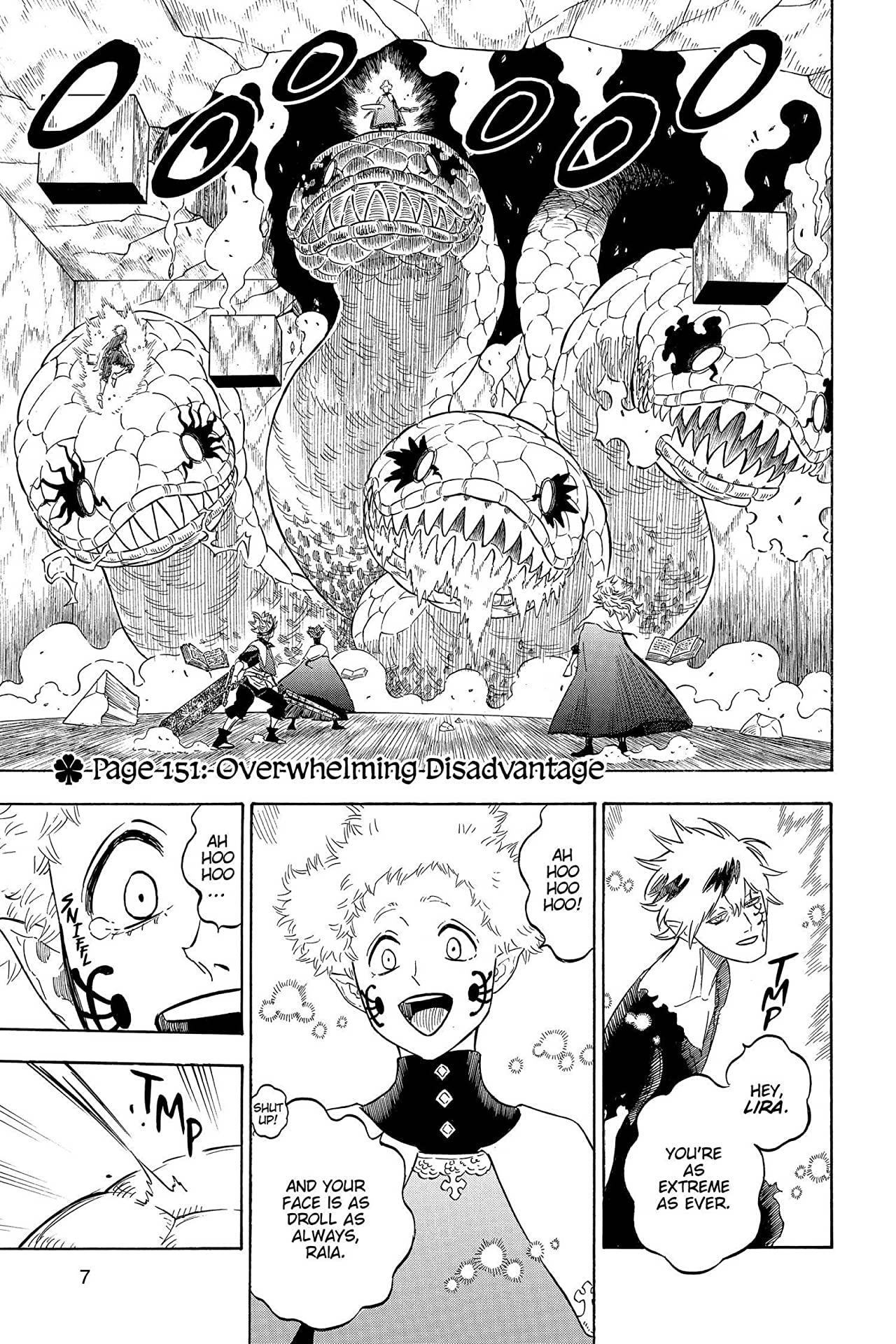 Black Clover Vol. 17: Fall, Or Save The Kingdom