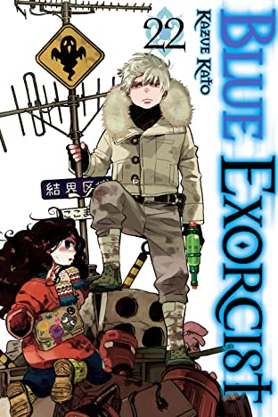 Blue Exorcist Vol. 22