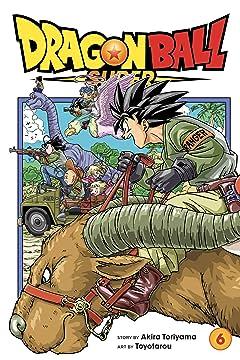 Dragon Ball Super Vol. 6: The Super Warriors Gather!