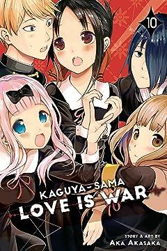 Kaguya-sama: Love Is War Tome 10