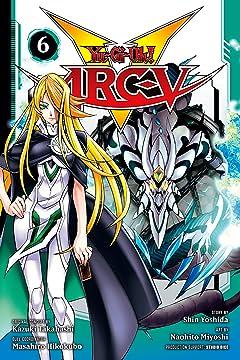 Yu-Gi-Oh! ARC-V Vol. 6: Challenge the Legends!!