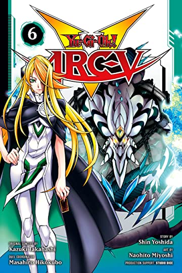 Yu-Gi-Oh! ARC-V Vol. 6: Challenge the Legends!!