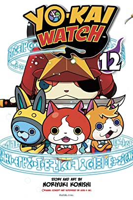 Yo-Kai Watch Vol. 12