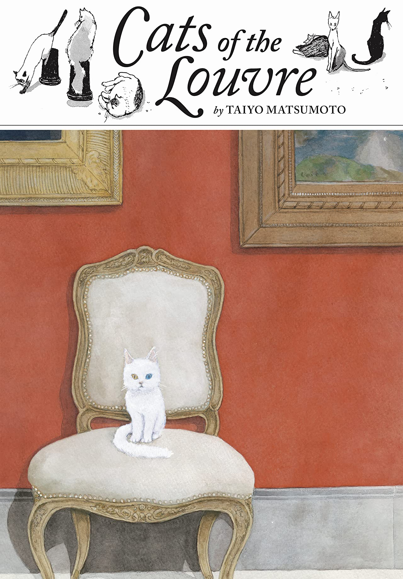 Cats of the Louvre Vol. 1