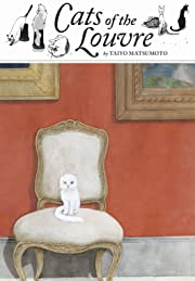 Cats of the Louvre Tome 1