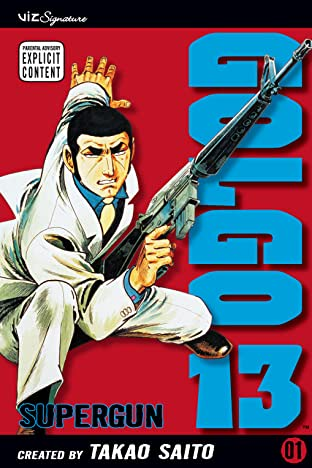 Golgo 13 Vol. 1: Supergun
