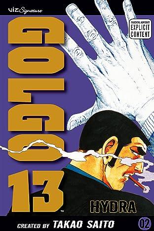 Golgo 13 Vol. 2: Hydra
