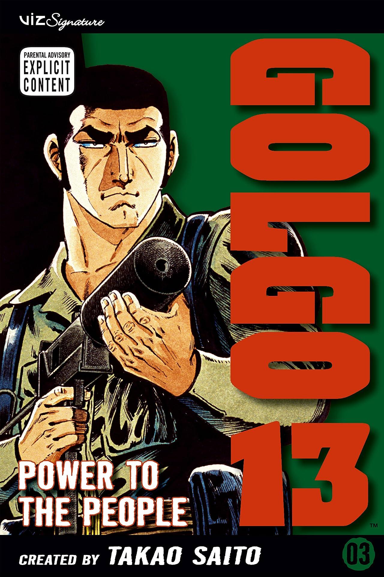 Golgo 13 Vol. 3: Power to the People
