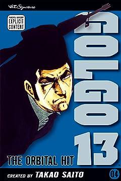 Golgo 13 Vol. 4: The Orbital Hit