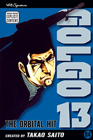 Golgo 13 Tome 4: The Orbital Hit