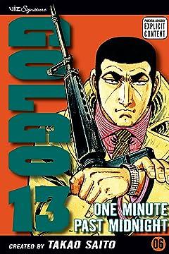 Golgo 13 Vol. 6: One Minute Past Midnight