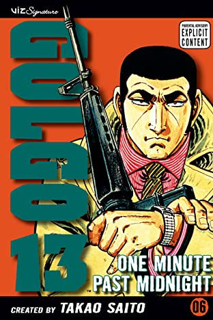 Golgo 13 Vol. 6: One Minute Past Midnight