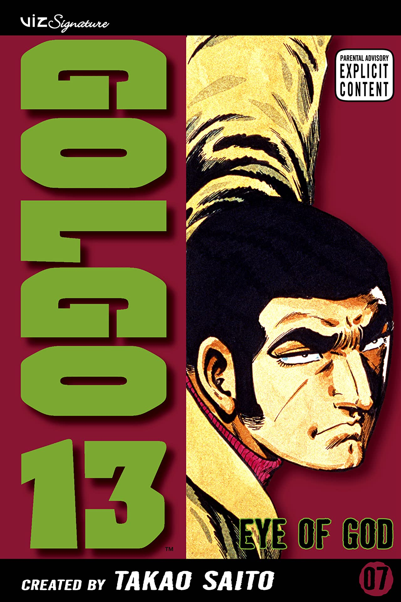 Golgo 13 Vol. 7: Eye of God