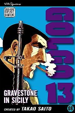 Golgo 13 Vol. 8: Gravestone In Sicily
