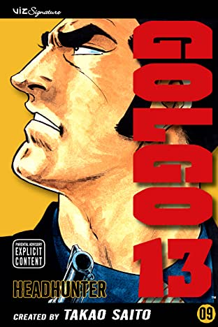 Golgo 13 Vol. 9: Headhunter
