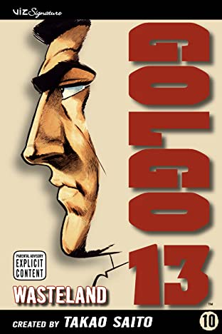 Golgo 13 Vol. 10: Wasteland