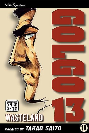 Golgo 13 Vol. 10: Wasteland