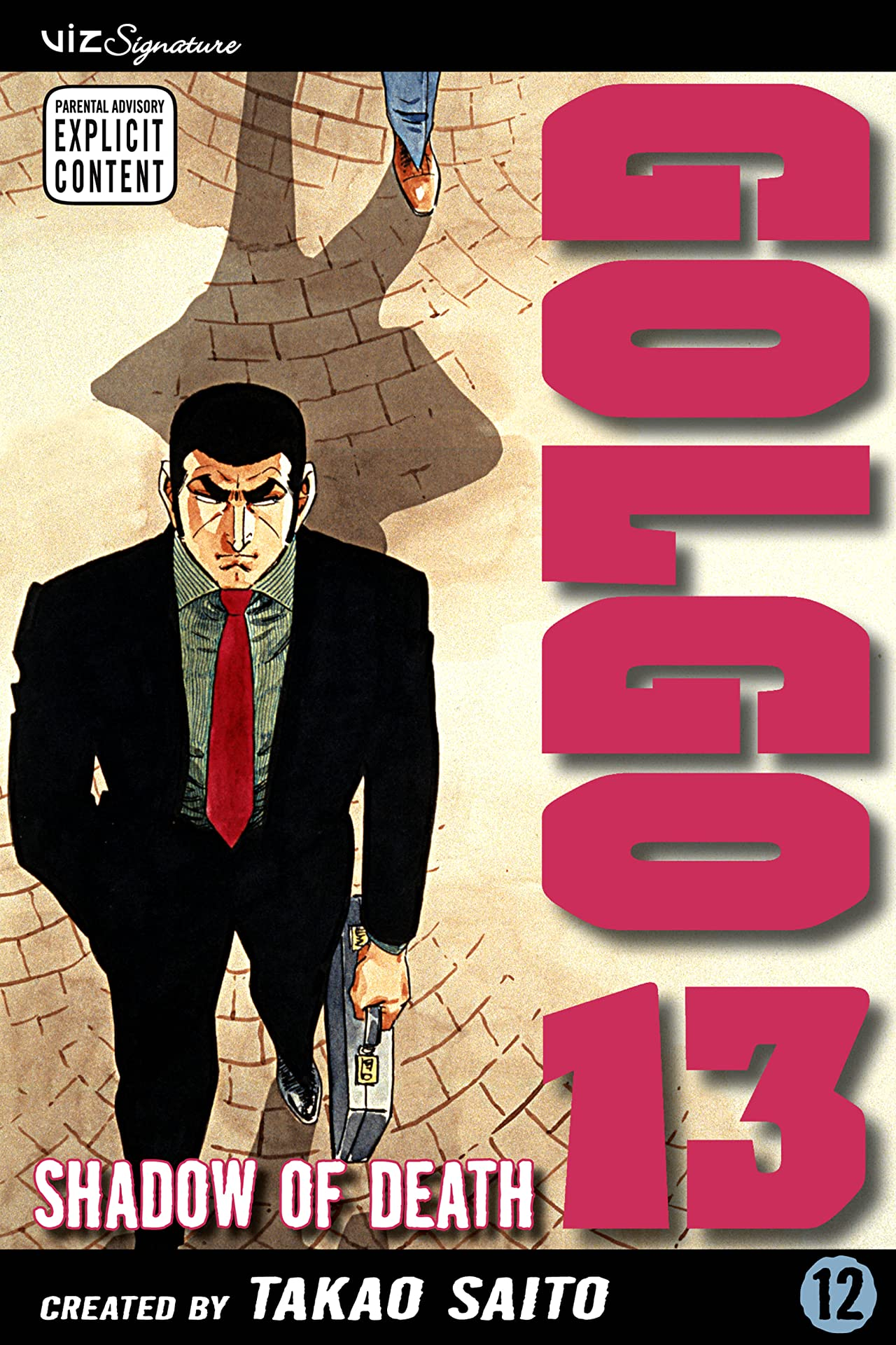Golgo 13 Vol. 12: Shadow of Death